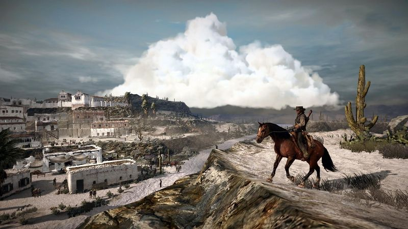 Mua game bản quyền Red Dead Redemption 2